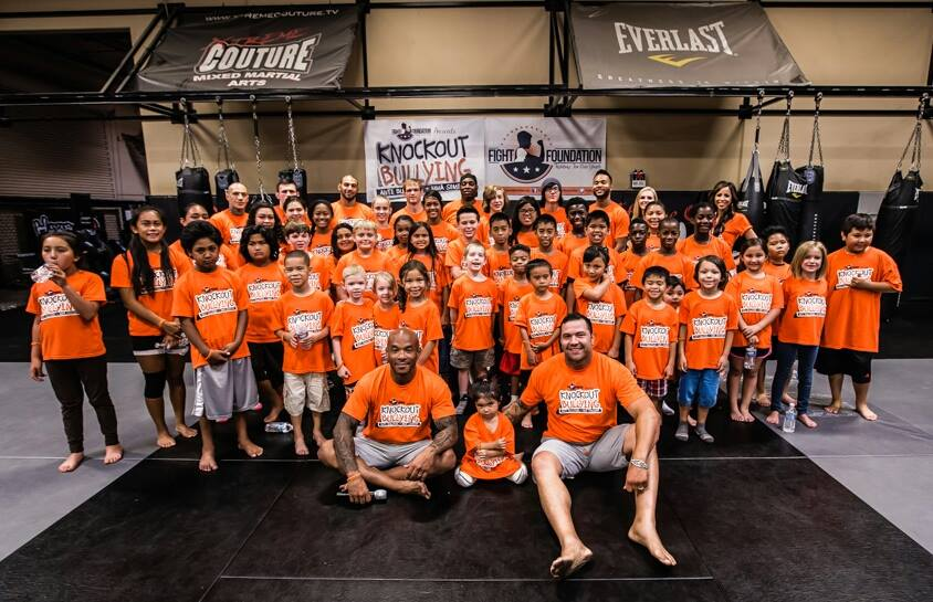 Fight Foundation Bully Prevention Las Vegas Nevada